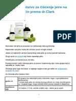 Čišćenje jetre na prirodan način prema dr Clark.docx