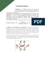 Conceptos basicos gestion de redes