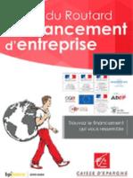 Guide du Routard du Financement d'Entreprise