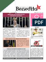 Informativo Benedita - Março 2016
