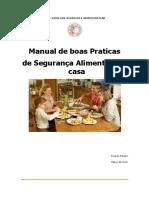 Manual Seguranca Alimentar Casa