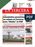 Diario La Tercera 10.03.2016
