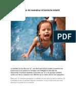 10 Maneras de Neutralizar El Berrinche Infantil