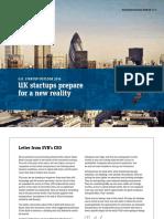 Svb UK Startup Outlook 2016