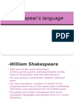 shakespeare-s-language