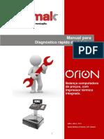 Manual Para Diagnostico Rapido de Defeitos ORION
