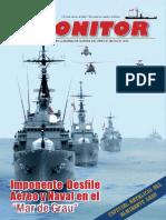 Revista MONITOR 368  - Marina de Guerra
