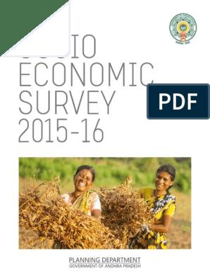 AP Socio Eco  2015 16 Final   Millennium Development Goals   Gross