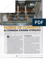 Painéis de Corrente Alternada - M&T Magazine Article