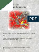 Dynamics Global Urban Expansion_2005