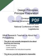 PROFESIONALISME GURU- DESIGN PRINCIPLES PRINCIPAL PREPARATION