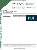 Avian Evolution, Biogeography n Phylogenetic Relationships