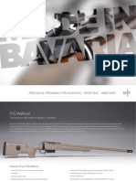 The Precision Rifle Made in Bavaria