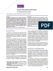 Pruebas de Sensibilidad Para Mycobacterium Tuberculosis