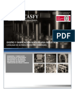 Catalogo Mecasfy - Diseno y Fabricacion Maquinaria