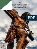 PREGÓN de Hermandad Esperanza 2016
