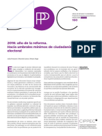 2016 año de La Reforma Hacia Umbrales m Nimos de Ciudadania Electoral Pomares Leiras Page 2016 1