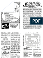 JORMI - Jornal Missionário n° 98