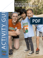 Spring 16 Activity Guide