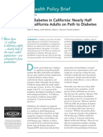 UCLA Prediabetes Brief