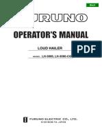 Lh3000 Op Inst Uscg