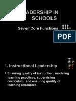 PROFESIONALISME GURU- LEADERSHIP IN SCHOOLS