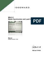 MLSC2 - Woodward