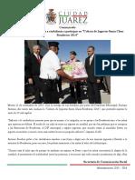 2014-11-11 Presidente Municipal invita a ciudadanía a participar en _Colecta de Juguetes Santa Claus Bomberos 2014_