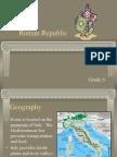 standard 6 64 powerpoint roman republic