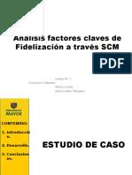 Trabajo SCM Fidelizacion Clientes