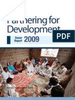 Partnering for Development