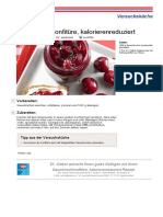 Sauerkirschkonfituere-kalorierenreduziert