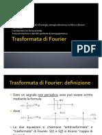 02 Trasformata Di Fourier