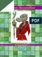 Vichento Maxamillian 3.5 Character