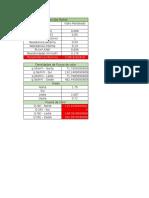 Cálculos Para Paredes, Cobertura e Vidros V8