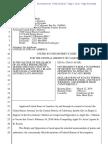 Gov't Response to Apple