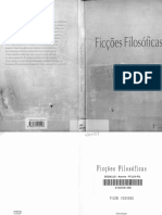 FLUSSER, Vilém - Ficções Filosóficas