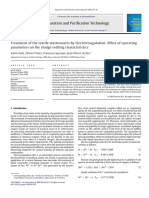 Treatment of the textile wastewaters by electrocoagulation Effect of operating.pdf