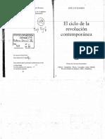 Romero, José Luis. El Ciclo de La Revolución Contemporánea. Cap 5