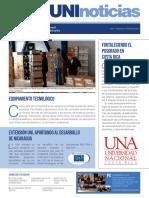 Boletín Digital Universitario UNI Noticias
