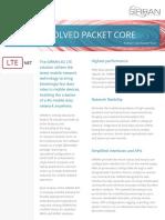 SiRRAN LTEnet-EPC ProductBrochure01