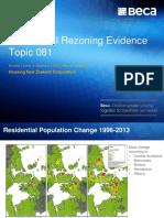 081 Housing New Zealand (a Linzey and M Lindenberg) - Rezoning Presentation