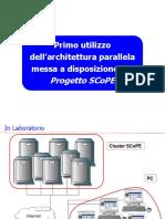 02 Lezione IntrodCluster - MPI Intro300915