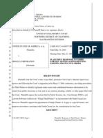 US Department of Justice Antitrust Case Brief - 01187-203821