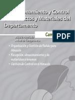 Aprovisionamiento y Control de Productos y Materiales Del Departamento de Habitaciones