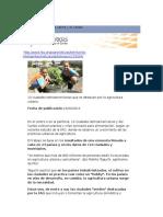 AGRONoticias América Latina y El Caribe