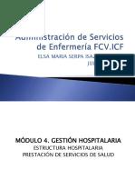 Administracion Hospitalaria Enfermeria I