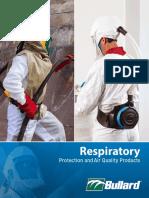 Catalogo Equipos Respiratorios Bullard