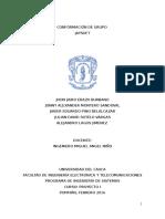 Documento Conformacion de Grupo JaySoft