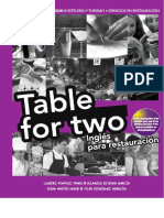 Table for Two (Teacher's Book)